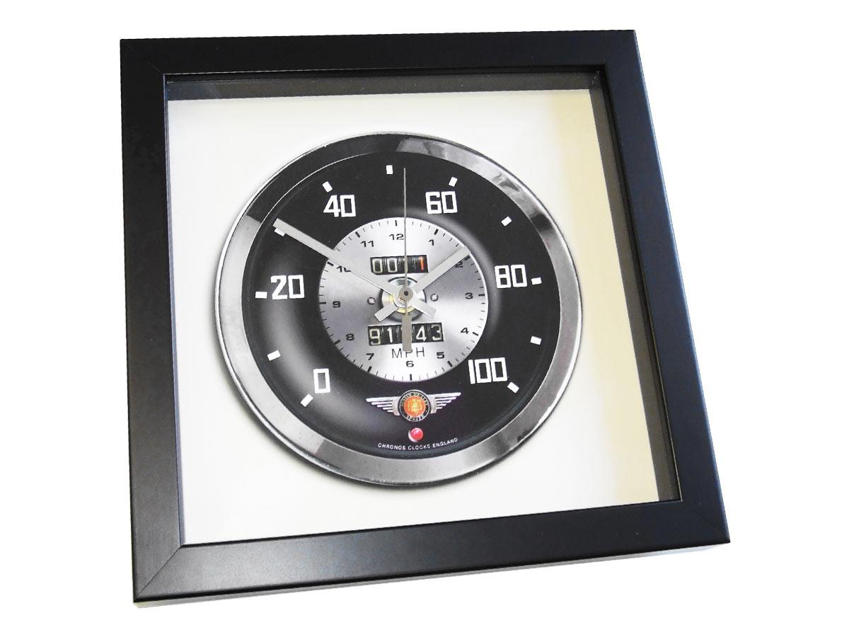 Austin-Healey speedometer clock - Sprite MK 1 face.