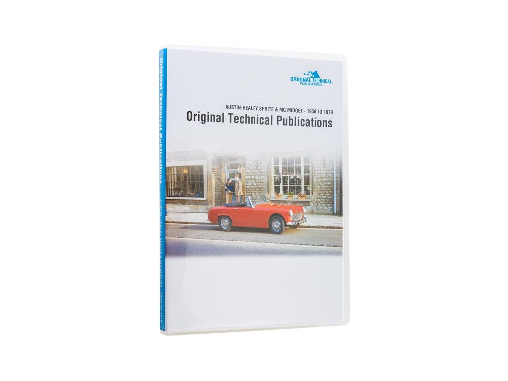DVD ROM - Original Technical Publications
