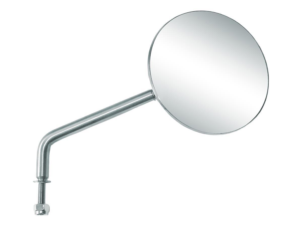 Image of pillar mounted mirror