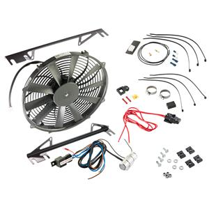 Buy REVOTEC FAN & FITTING KIT-(POSITIVE EARTH) Online