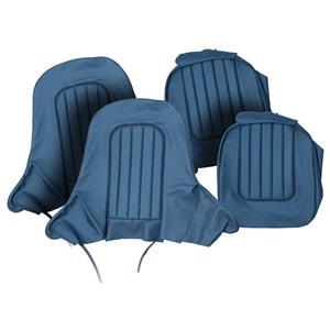 Buy SEAT COVER SET,front-BLUE/BLUE Online
