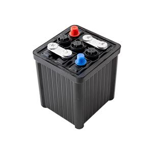 Buy BATTERY-6 volt-without lugs-UPRATED-DRY Online