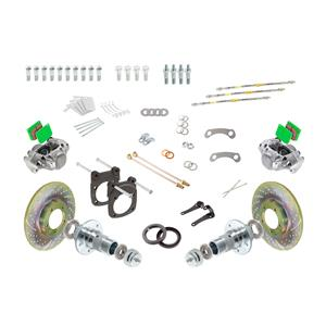 Buy FRONT EBC  DISC BRAKE CONVERSION KIT Online