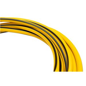 Buy COMPETITION yellow/black H.T.LEAD(per metre) Online
