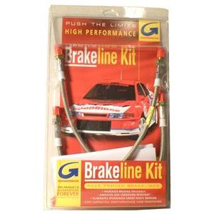 Buy BRAKE HOSE KIT-s.steel braid Online