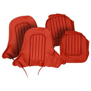 Buy SEAT COVER SET,front-RED/RED Online