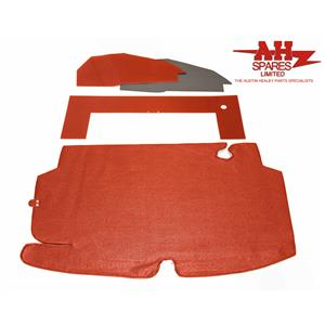 Buy BOOT LINING KIT-RED Online