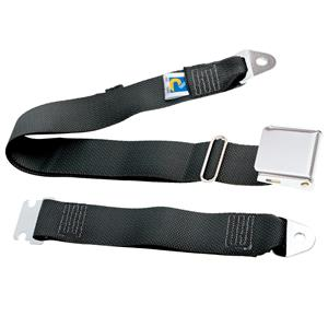 Buy REAR SEAT BELT original type-BLACK Online