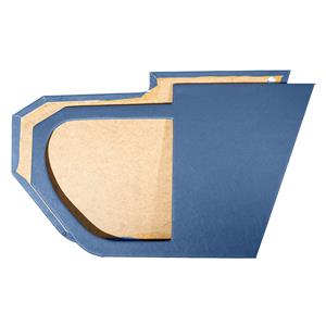 Buy FOOTWELL PANEL-BLUE (pr) Online