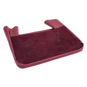 Buy COVER ASSEMBLY-parcel shelf-RED Online