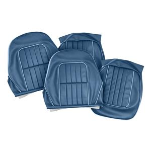 Buy SEAT COVERS-blue/blue-PAIR Online