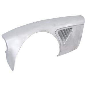 Buy FRONT WING-aluminium,LH-VENTED Online