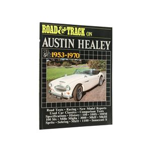 Buy ROAD AND TRACK ON HEALEYS Online