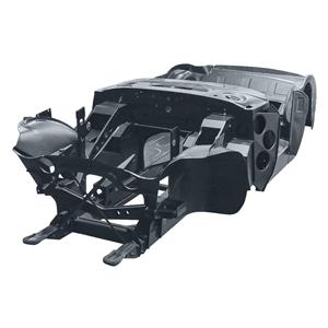 Buy BT7 INNER BODYSHELL ASSY(centre change) Online