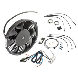 Buy REVOTEC FAN & FITTING KIT (NEGATIVE EARTH) Online