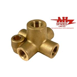 Buy CONNECTION-BRASS-5 way Online
