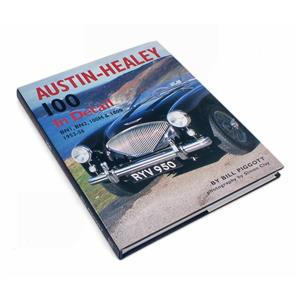 Buy AUSTIN HEALEY 100 IN DETAIL Online