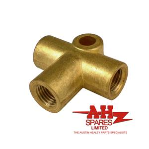 Buy CONNECTION-BRASS-3 way Online