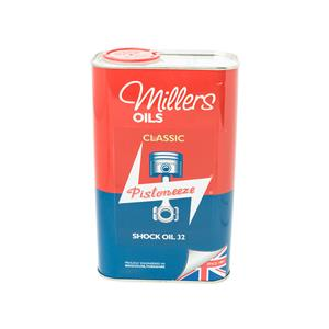Buy MILLERS CLASSIC SHOCK OIL-1ltr Online