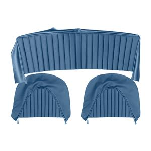 Buy REAR SEAT COVERS,set-BLUE/BLUE Online