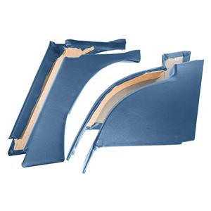 Buy REAR QUARTER PANELS-BLUE-set of 4 Online