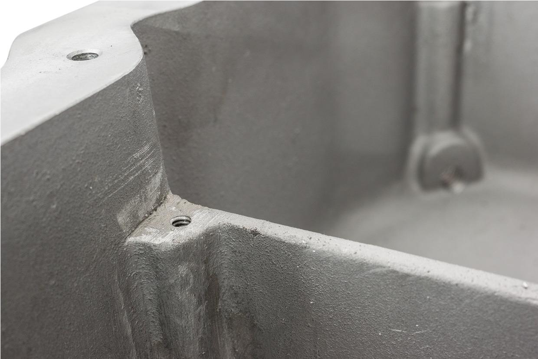 AH Spares | Aluminium Oil Sump