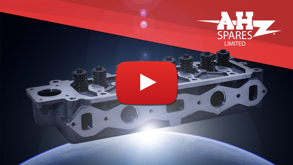A New Dawn is Rising in the Austin Healey World | Austin Healey cylinder head video on Vimeo