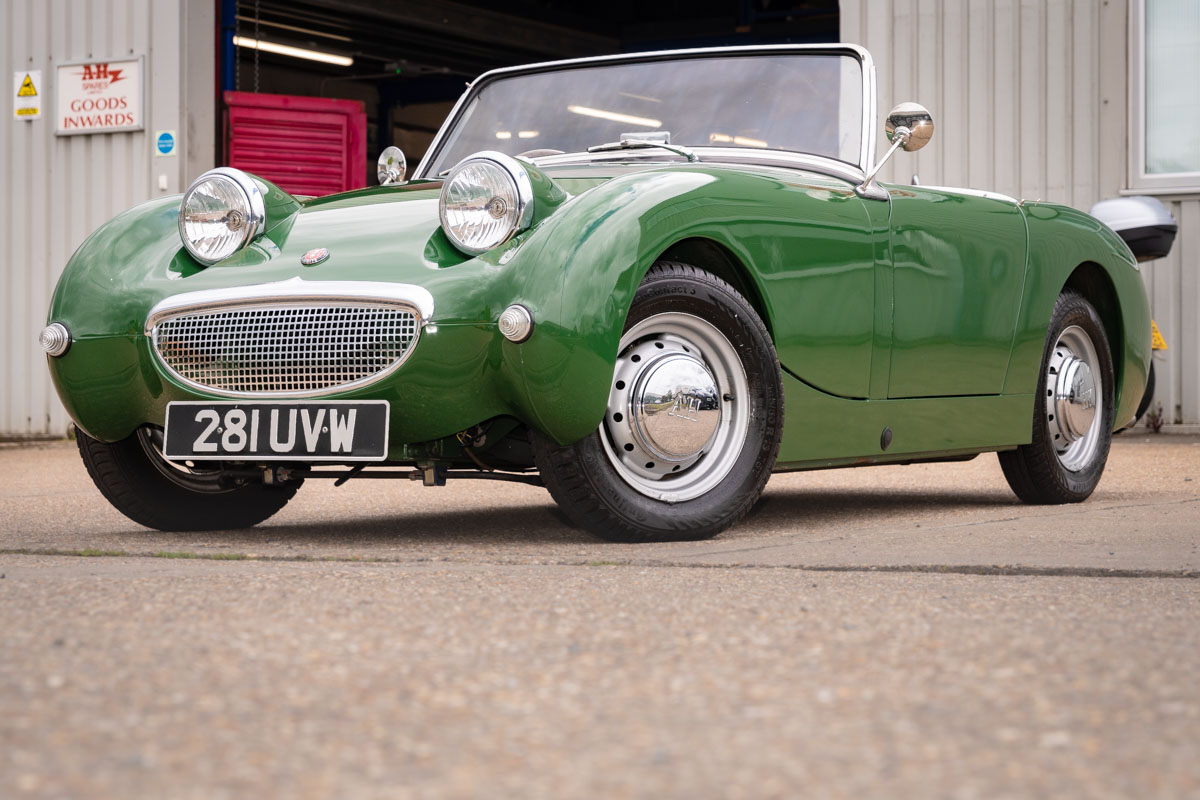 For Sale: 1961 Austin Healey Sprite MK 1 Frogeye.