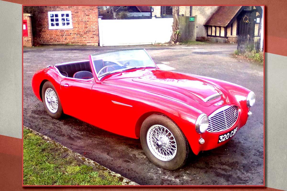 Austin Healey 3000 MK1 BT7 | UK