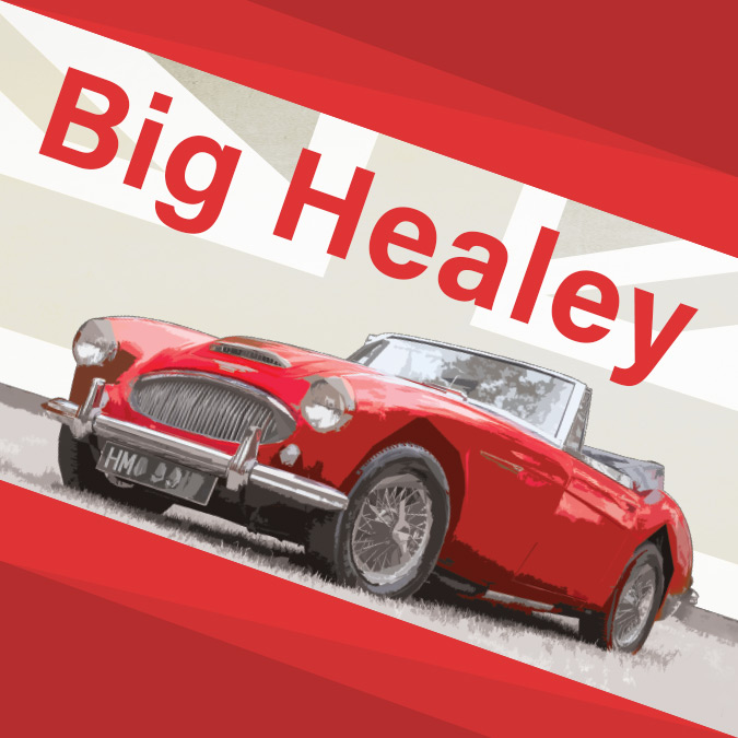 Big Healey Category