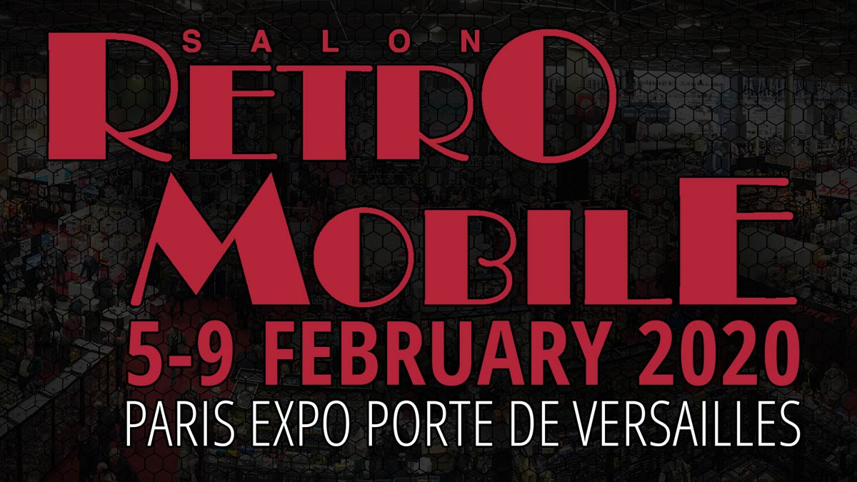 Salon Retro Mobile 2020
