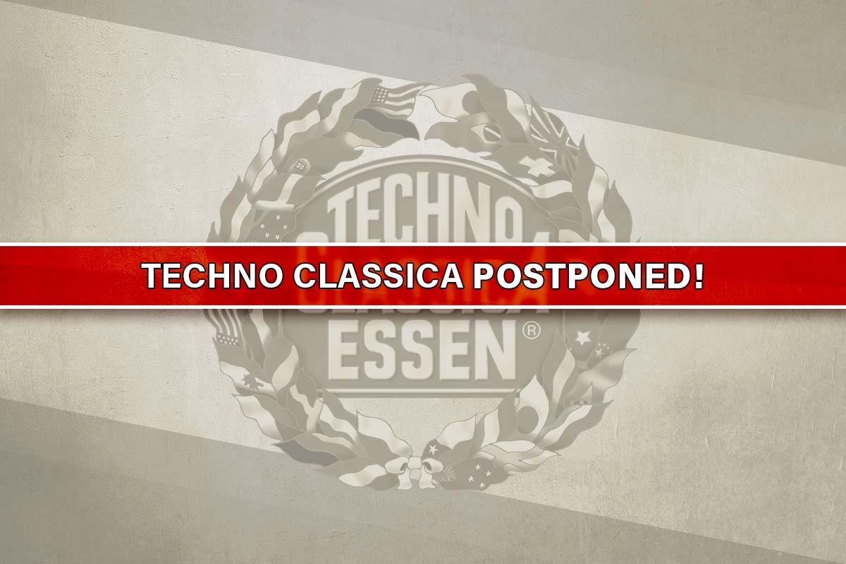 Techno Classica Essen | Postponed