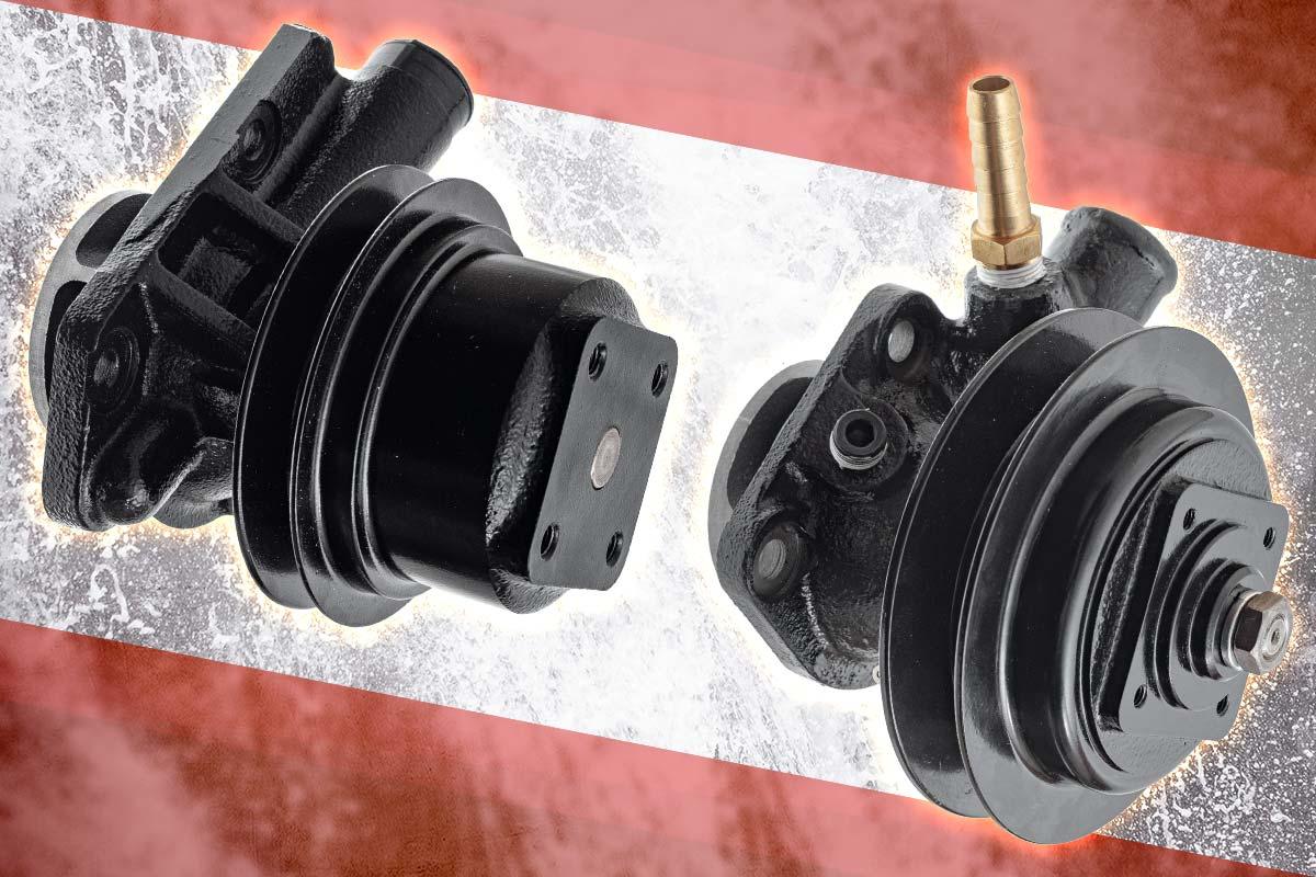 Premium Austin Healey water pumps
