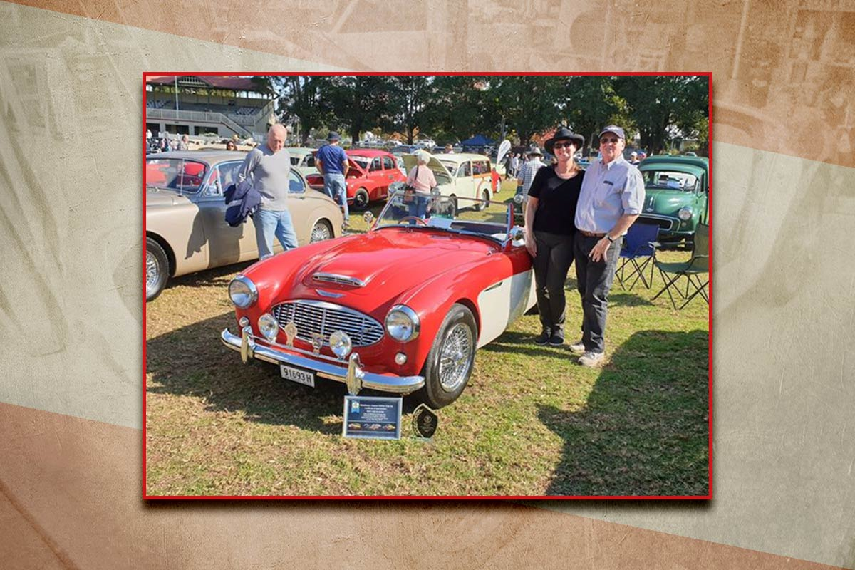 National Motoring Heritage Day 2019 | Berry, New South Wales
