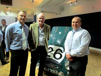 John Lee, Steve Pike & Jonathan Hill