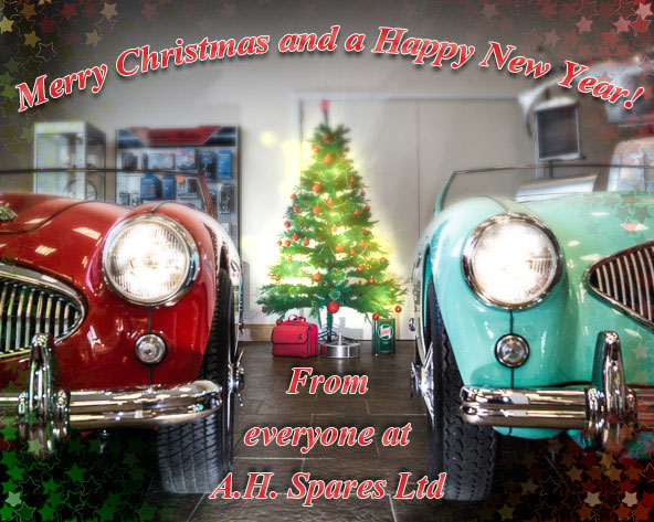 Merry Christmas from AH Spares